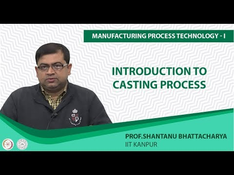 Introduction To Casting Process