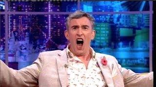 """Steve Coogan""  Aka Alan Partridge On The Jonathan Ross Show Series 5 Ep 4 2 November 2013 Part 3/5"
