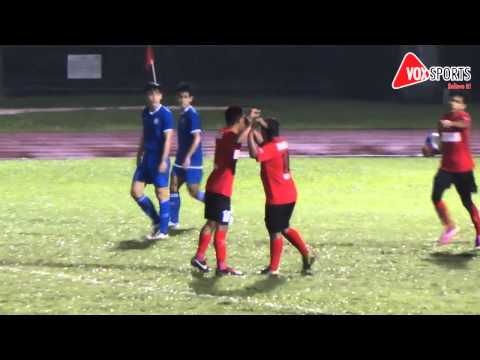 FAS National Football League 2013: Jollilads Arsenal vs Pioneer CSC