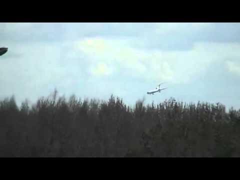 Аварийная посадка 2 (слава русским пилотам!!!)