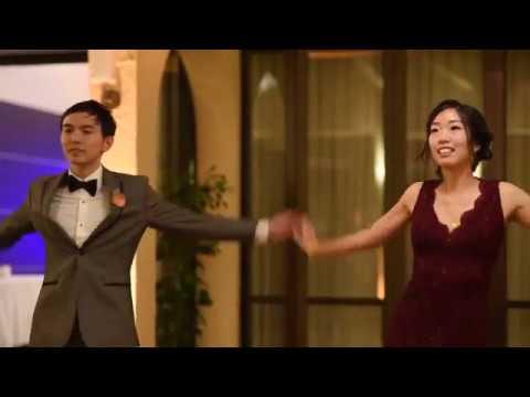 Kpop Mashup Wedding First Dance (TWICE, 1MILLION DANCE, WONDER GIRLS, PSY)
