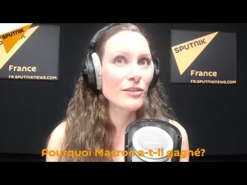 Pourquoi Macron a-t-il gagné?