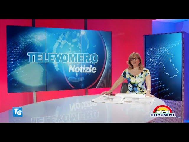 TELEVOMERO NOTIZIE 2 LUGLIO 2020 edizione delle 20 30