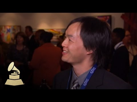 Christopher Tin at the Nominee Reception | GRAMMYs