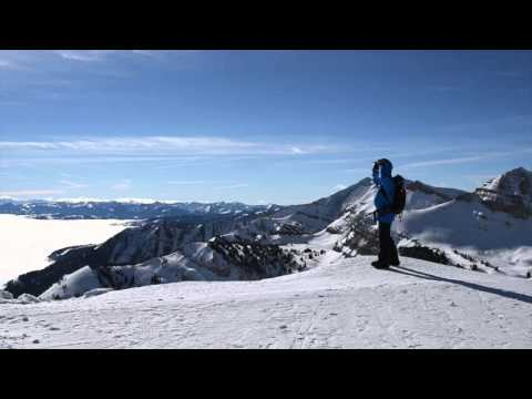 Tomoki Takaku / THE NORTH FACE Athlete at Jackson Hole