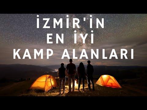 İzmir'in En Iyi Kamp Alanları | Temmuz 2019