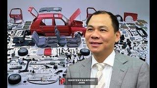 Chủ tịch Vingroup Phạm Nhật Vượng sẽ đưa VinFast thành tổ hợp sản xuất ô tô hiện đại nhất Đông Nam Á