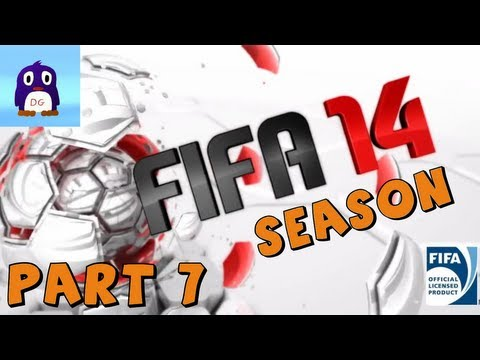 Fifa 14 Gameplay Let's Play - Part 7 - Penalties!!  (Xbox 360,PS3,PC Gameplay)