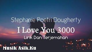 Stephanie Poetri - I Love You 3000 ( Lyric Video )