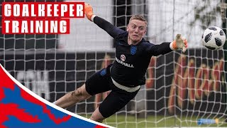 World Cup Preparations! | Extended Goalkeeper Training | World Cup 2018