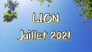 ♌ LION ♌ JUILLET 2021 ✨Un Mars et ça repart ! 😁✨