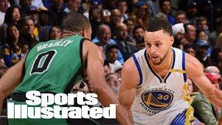 Celtics Make Statement Vs. Warriors, Cavaliers Are On Winning Streak   SI NOW   Sports Illustrated thumbnail