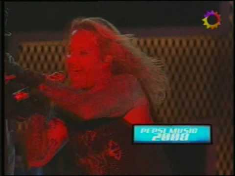 Mötley Crüe(Argentina)-The Saints of Los Angeles(canal 13)