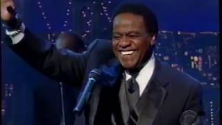 Al Green - Everything's OK (Live on The Late Show)