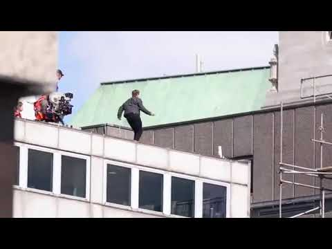 Mission Impossible 6 - Major accident on the set - Tom Cruise Injured during Stunt