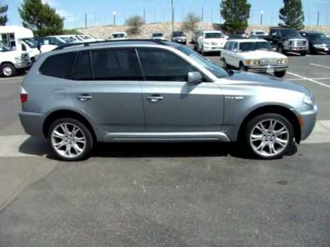 2007 bmw x3 with sport premium packages from. Black Bedroom Furniture Sets. Home Design Ideas