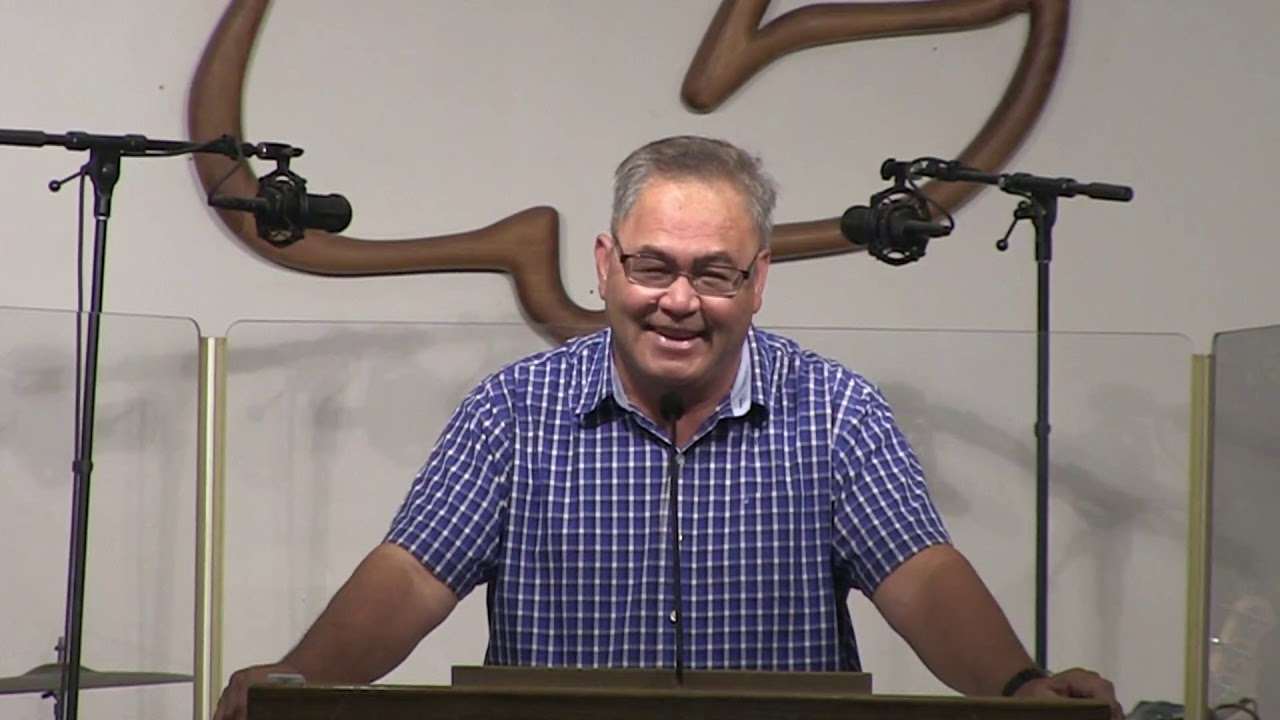 14 March 2018 | Midweek | 2 Chronicles 1 | Pastor Tau Sooto