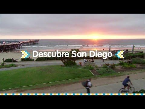 Descubre San Diego