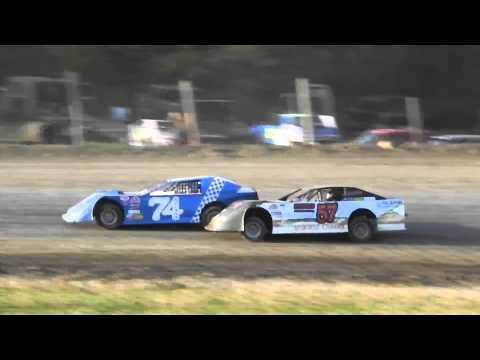 2012 WISSOTA Super Stock Feature Bemidji Speedway May 20th