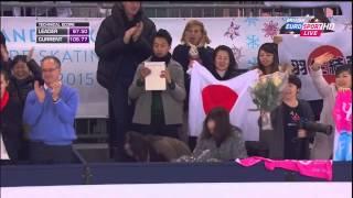 羽生結弦選手2014グランプリ・ファイナルFS(B・ユーロ解説翻訳) thumbnail