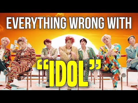 Everything Wrong With BTS -