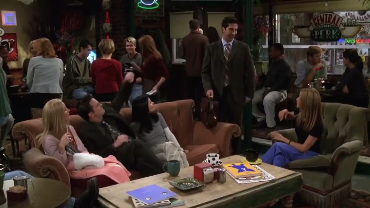 Download Ross's fake accent