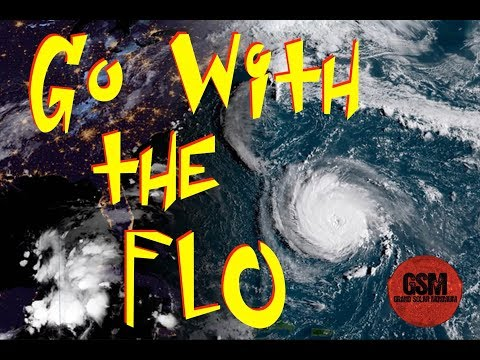 Unprecedented Rainfall Beirut - Latest on Florence - Global Cooling Predictions in The 70's GSM News