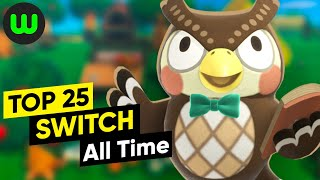 Top 25 Switch Games of All Time [2020 Update] | whatoplay