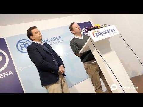 VÍDEO: El PP critica la postura mantenida por Teresa Alonso sobre el conflicto laboral de Tempo