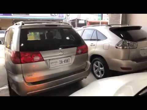 Car Price Review 2010 Prius Option3 & 2005 Lexus RX330 full Option