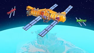 WHO HAS THE BEST SATELLITE CHALLENGE! - Trailmakers