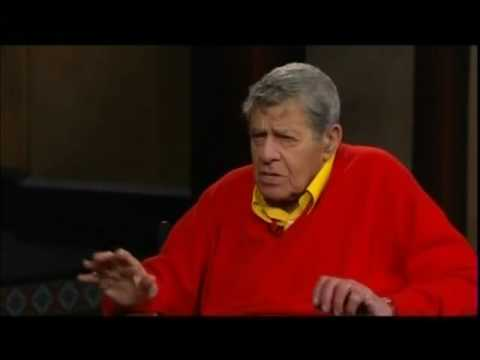 "Jerry Lewis on ""That's Amore"""