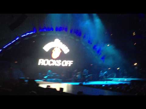 The Rolling Stones @ United Center - 05/28 (First Hour)
