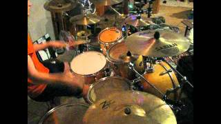 ♫ Pillars - Veil of Maya (DRUMS ONLY COVER) ♫