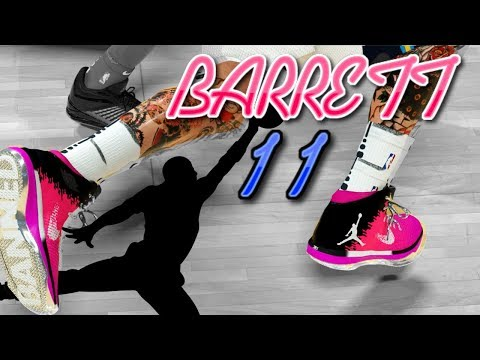 REVEAL OF MY FIRST EVER CUSTOM SIGNATURE SHOE! NBA 2K18 My Career