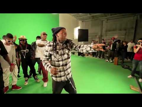 Young Money - Roger That (Behind The Scenes)