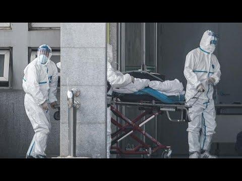 الصين تعلن حصيلة إصابات جديدة -بالفيروس الغامض-  - نشر قبل 2 ساعة