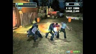X-men Origins Wolverine - Gameplay Wii (Original Wii)