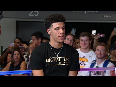 Thumbnail: Lonzo Ball Plays Baller or Nah?