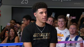 Lonzo Ball Plays Baller or Nah?