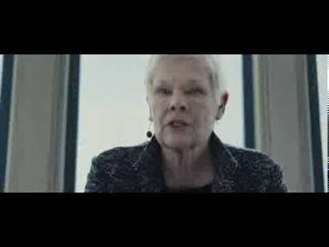 Skyfall - Bond And M