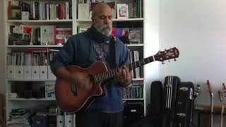 Leo Susana - Happy Days theme song cover 34/365