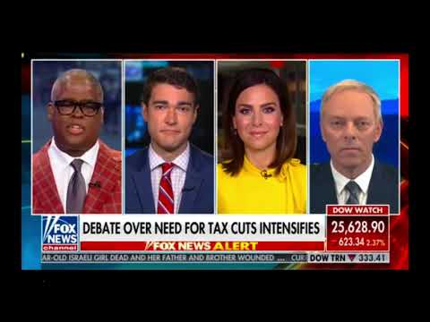 "Fox News ""Your World"" with Neil Cavuto, Aug 23, 2019: More Trump Tax Cuts?"