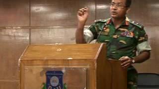 Motivational Speech By Brigadier General Mirza Baker