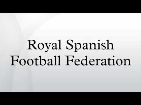 Royal Spanish Football Federation HD