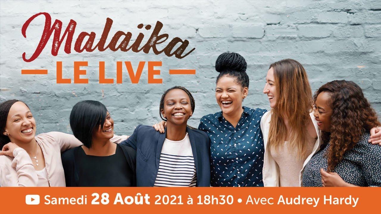 Download MALAIKA Le LIVE - 28/08/2021
