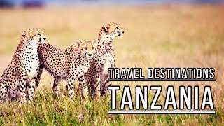 Places To Visit In Tanzania | Top 5 Best Places To Visit In Tanzania 2019