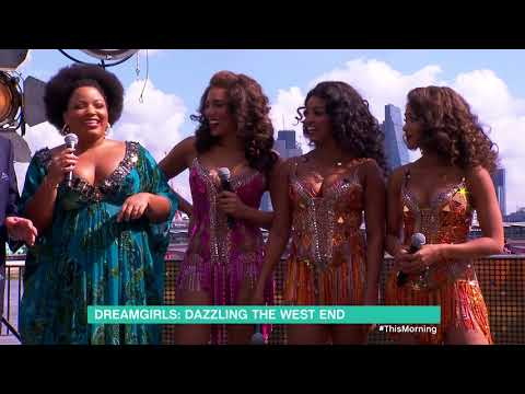 Meet the Dreamgirls Cast | This Morning