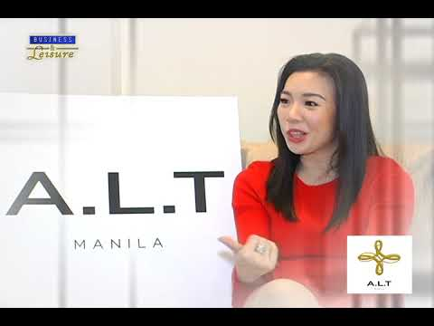 A. L.T.  Manila   Strictly Business