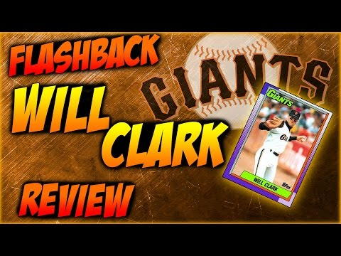 MLB The Show 16 Flashback Reviews: Will Clark